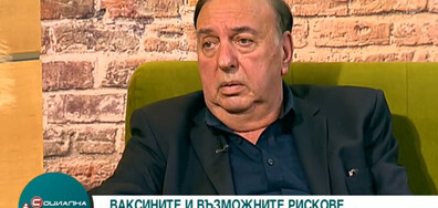 Проф. Гроздински: Пациентите с риск от тромбози задължително да се ваксинират