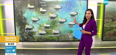Прогноза за времето (18.06.2021 - обедна)