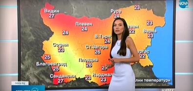 Прогноза за времето (20.06.2021 - обедна)