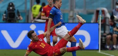 Италия и Уелс се класираха за осминафиналите на UEFA EURO 2020™