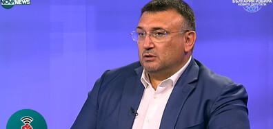 Маринов към Рашков: Къде са доказателствата за престъпна дейност