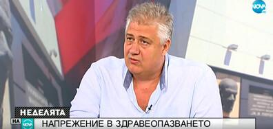 Балтов: Ще съдя здравното министерство
