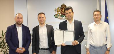 Петков подписа Декларация за създаване на по-благоприятни условия за стартиращите фирми