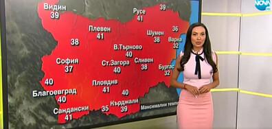 Прогноза за времето (29.07.2021 - сутрешна)