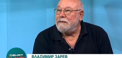 Владимир Зарев: Предложеният от ИТН премиер може да докаже, че е сериозен държавник