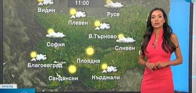Прогноза за времето (03.08.2021 - следобедна)