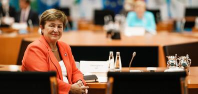 МВФ разглежда доклада за Кристалина Георгиева