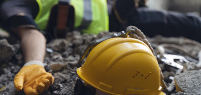 Работник почина след инцидент на строителен обект в София