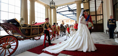 Най-красивите кралски сватбени рокли за всички времена (ГАЛЕРИЯ)