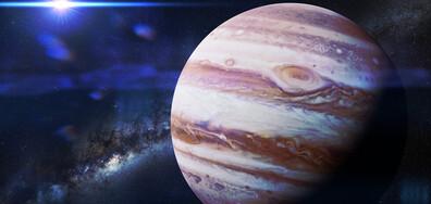 Мистериозен обект се разби на Юпитер (ВИДЕО+СНИМКИ)