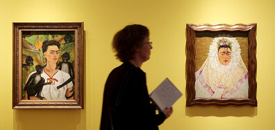 Продават на търг автопортрет на Фрида Кало