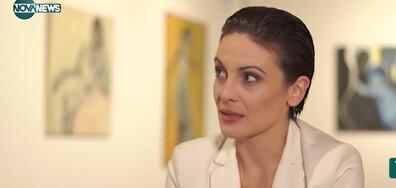 """""""Жената"""" - една изложба на Диана Димитрова (ВИДЕО)"""