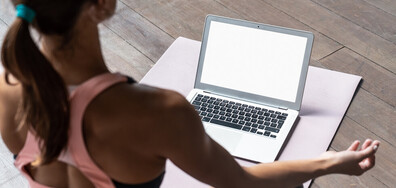 Безплатни онлайн курсове за дихателни и йога упражнения