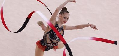 Боряна Калейн след петте златни медала