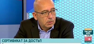 Д-р Константинов: Повече хора умират от COVID-19, отколкото от рак
