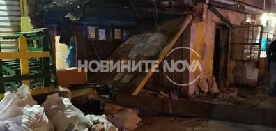 Глоба отнася раненият от падналата козирка на блок в София