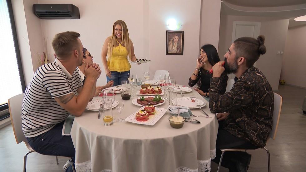 """Кулинарен маратон по ноти с Рени и Ерсин Мустафов в """"Черешката на тортата"""""""