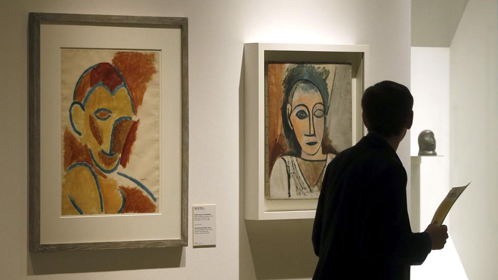 В Букурещ откриха откраднат шедьовър на Пикасо