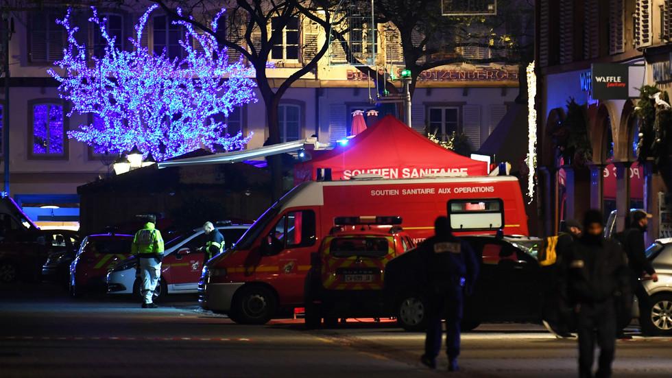 АТАКАТА В СТРАСБУРГ: Три жертви, 12 ранени (ВИДЕО+СНИМКИ)