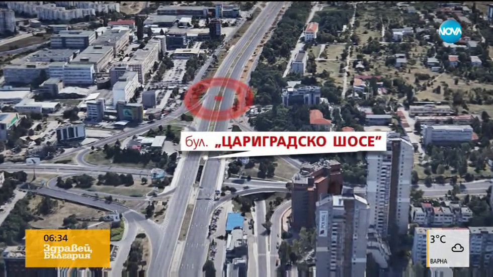 Строители излизат на протест в София, блокират