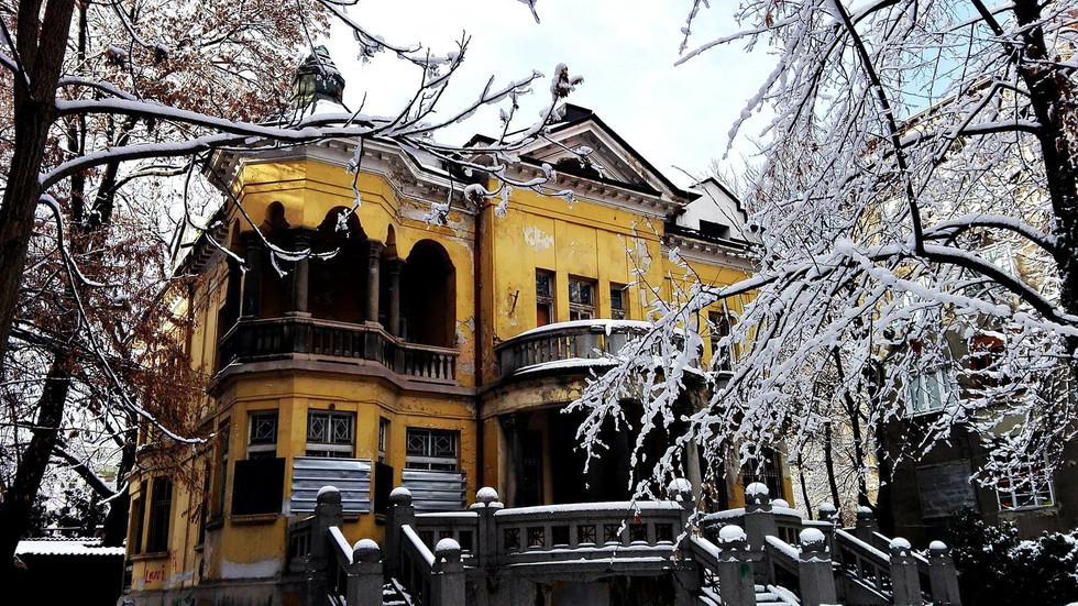 Снимки: Old Architecture BG
