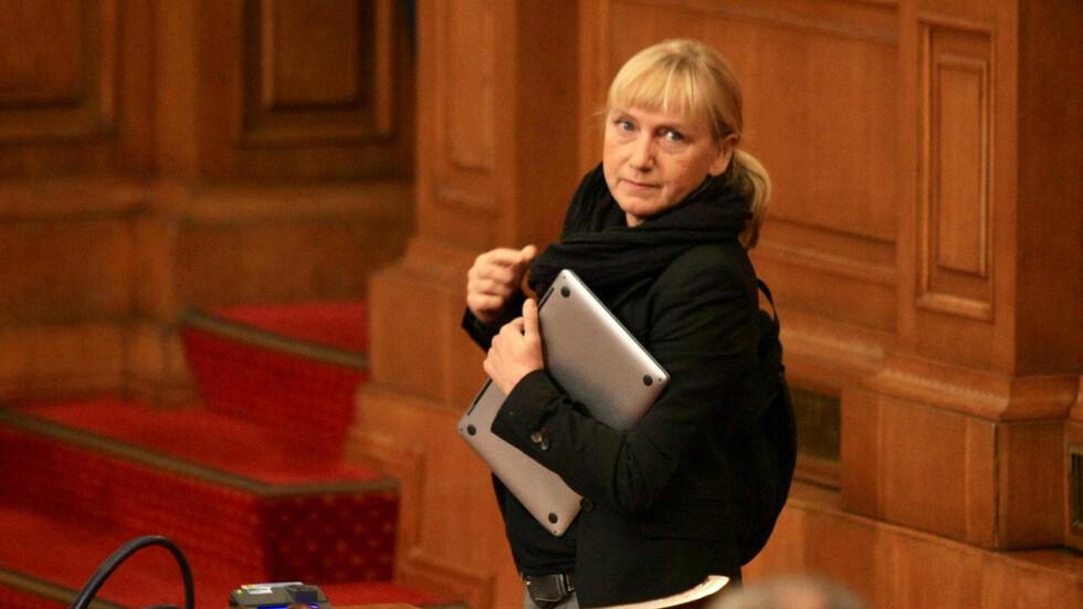 Повдигнаха обвинение на Елена Йончева за пране на пари