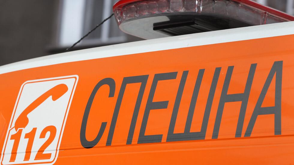Тежка катастрофа с два камиона на пътя Русе – Разград