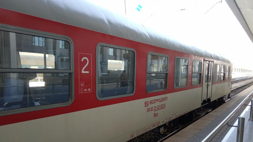23032ddf842 На 1-ви и 2-ри юни влакът се движи тестово от Пловдив за Одрин