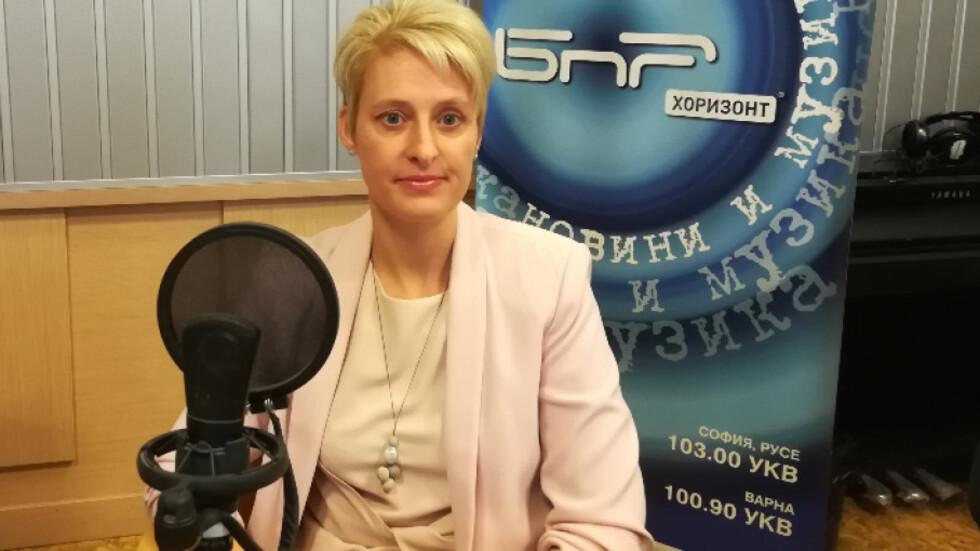 Снимка: Ирина Недева, БНР