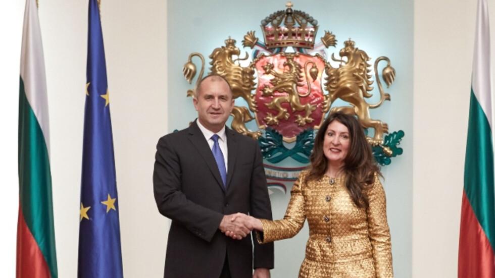 Снимка: Посолство на САЩ в България