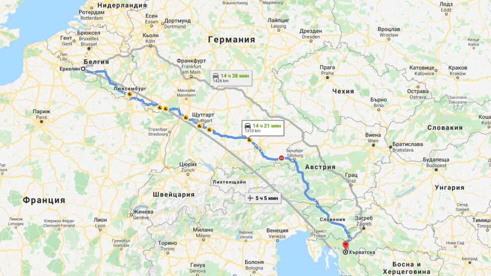 Снимка: google.com/maps