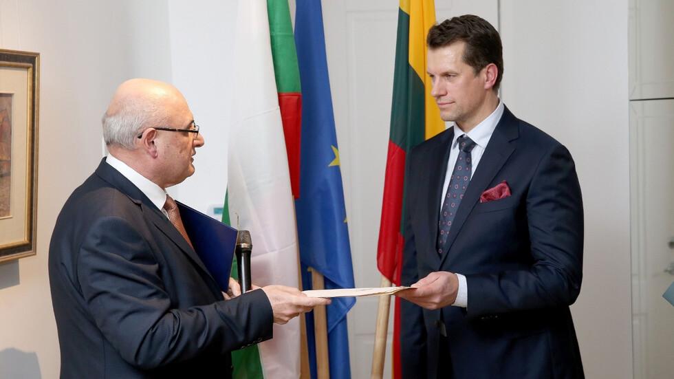 Снимка: Пресцентър на Министерството на външните работи