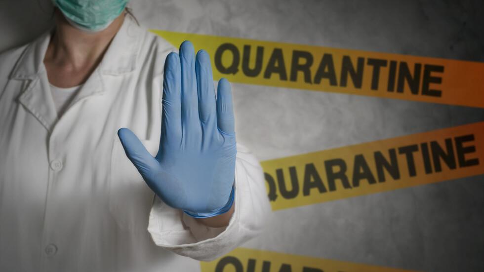 28 дни задължителна карантина за заразените с коронавирус - NOVA
