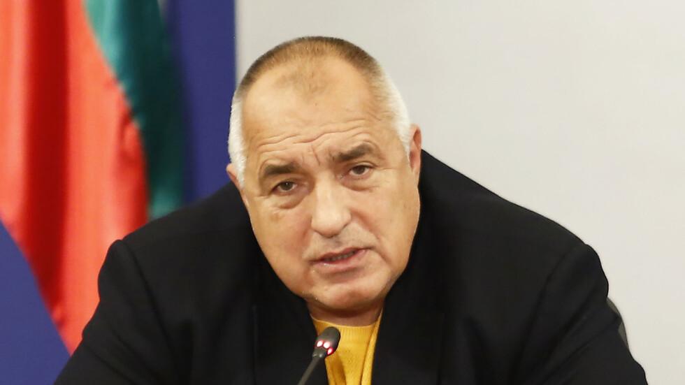 Борисов: Божков доведе ръководството на бТВ в централата на ГЕРБ
