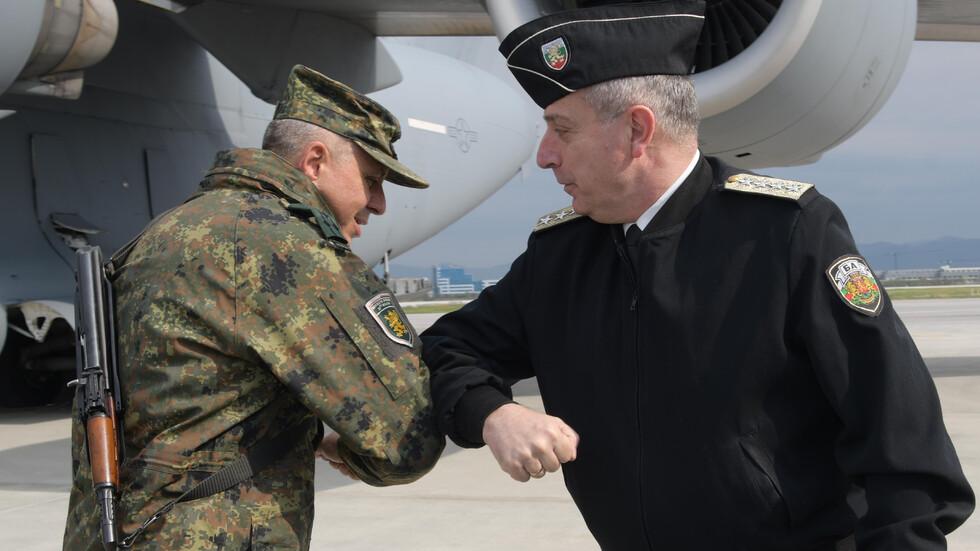 Снимка: Министерство на отбраната