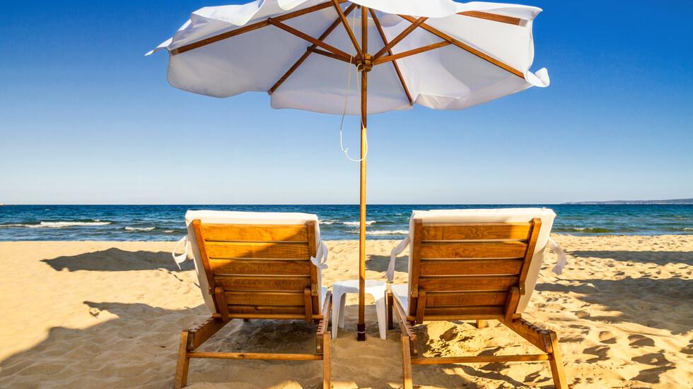 дъжд Едновременно показване строителство чадър на плажа - deforestlions.com