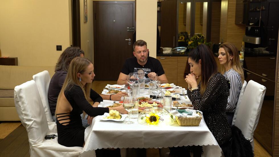 """Вечеря под напрежение с Даниел Ангелов в """"Черешката на тортата"""""""