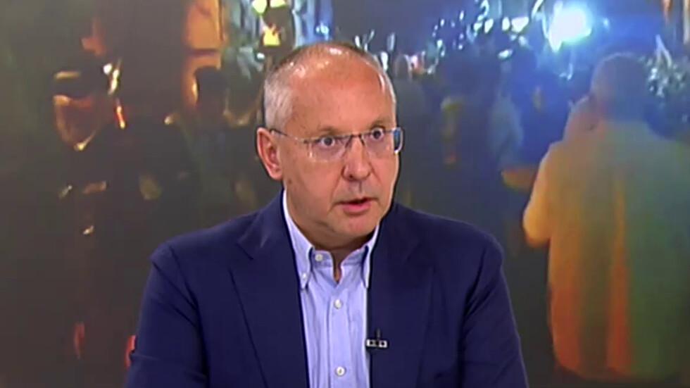 Станишев: Протестите са предизвикани от чувството за несправедливост
