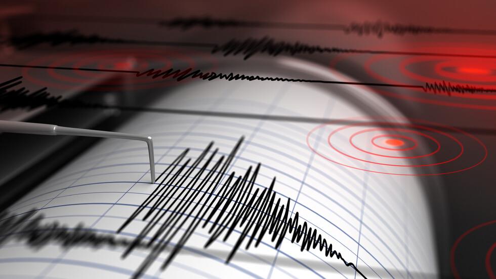 Земетресение разлюля Албания - NOVA