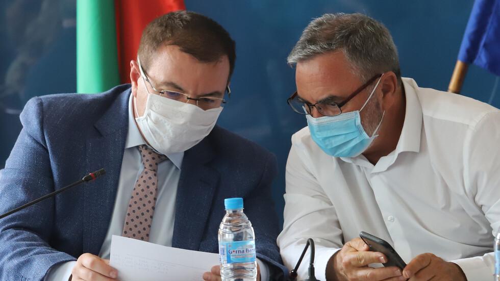 COVID-19: Ситуацията в Добрич не е добра, сменят директора на болницата