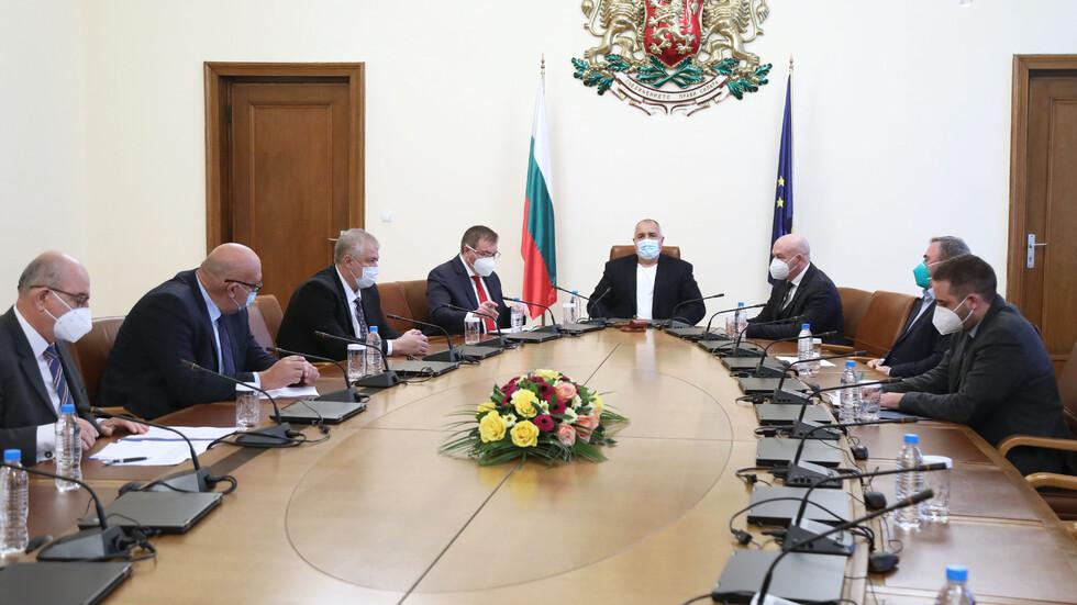Снимка: Правителствена пресслужба