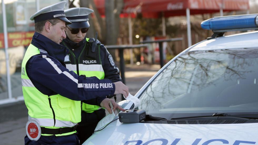 Над 13 000 нарушения на пътя само за 5 дни (ВИДЕО)