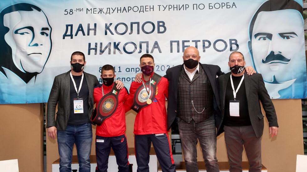 Пресцентър Министерство на младежта и спорта