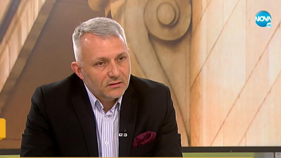 Хаджигенов: Ще приемем подкрепа от всеки, готов да я предложи