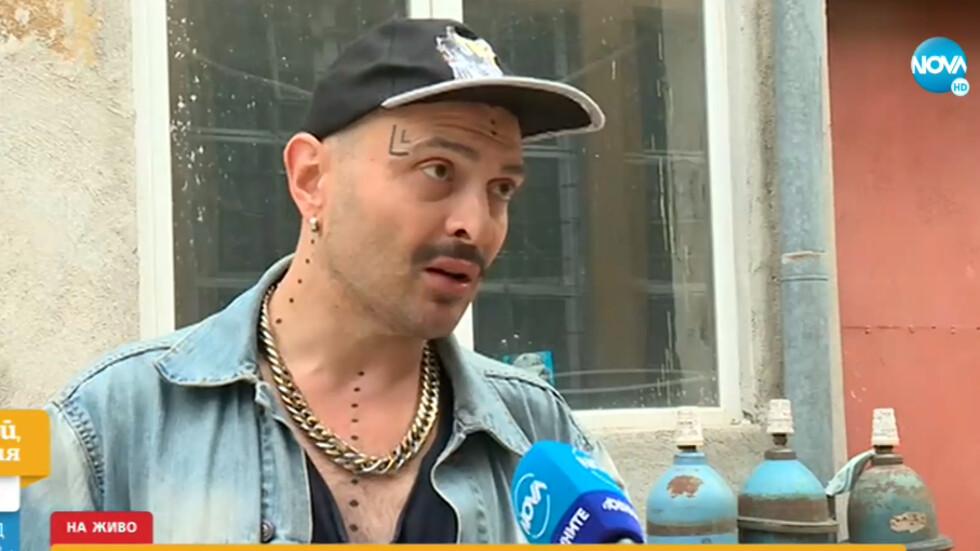 Откраднаха оборудване на музиканта Иво Димчев