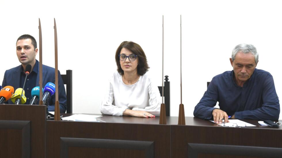 Спецпрокуратурата: С водната криза в Перник Нено Димов е причинил щети за почти 2 млн. лв.