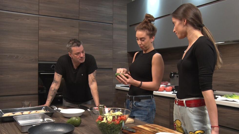"""Италиански кулинарни изкушения от Мариян Вълев в """"Черешката на тортата"""""""