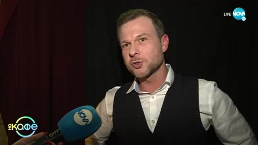 """Ненчо Балабанов: Изживяването на сцената на """"Забраненото шоу на Рачков"""" беше невероятно"""