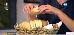 Ядем ли хляб от замразени продукти?
