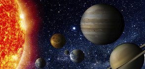 """Астрономи засякоха """"втора Луна"""" в Космоса"""